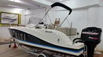 20ft QUICKSILVER ACTIV 605 Sundeck + Mercury 150Hp + Trailer + Canopy
