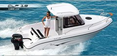 19ft RANIERI CLF19 Cabin Luxury Fisher Powered by MERCURY