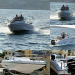 19ft RANIERI ATLANTIS 19 Cabin Cruiser Max 140Hp 7 Adults