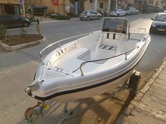 15ft POSEIDON Ranieri R455 OPEN