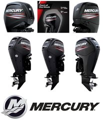 100Hp MERCURY EFI FourStroke