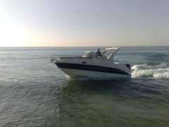 22ft ITALMAR 22 Cabin Cruiser Max 150Hp 6 Adults