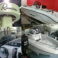 18ft RANIERI VOYAGER 18S Centre Console Boat Powered by MERCURY