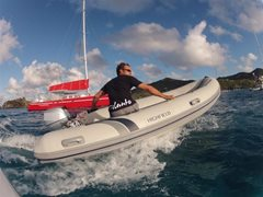 8ft6 HIGHFIELD ULTRALITE 260 Aluminium Hull Rib
