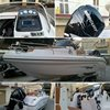 22ft RANIERI ATLANTIS 22 Cabin Cruiser Powered by MERCURY