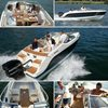 21ft QUICKSILVER ACTIV 645 CRUISER